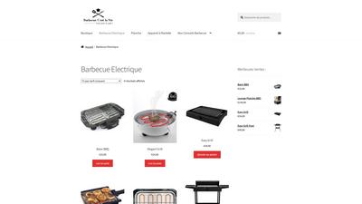 Archives des Barbecue Electrique - Barbecue Électrique